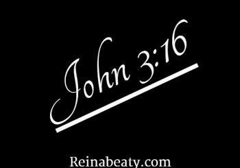 John 3:16.We are still priceless to God