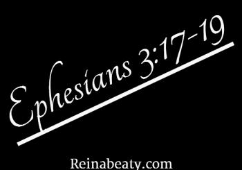 Ephesians 3:17-19.True acceptance is found in Jesus Christ
